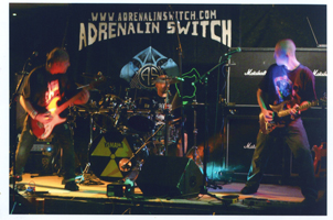 The Adrenalin Switch CD launch gigs